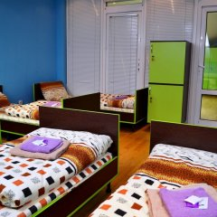 Wanted Hostel спа