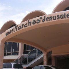 Hotel 7 Arches Jerusalem Иерусалим городской автобус