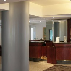 Hotel Risorgimento Кьянчиано Терме интерьер отеля
