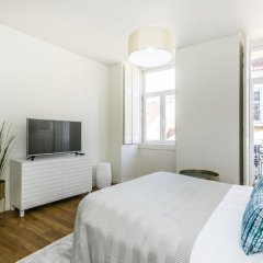 Апартаменты LxWay Apartments Alcântara Luxury комната для гостей фото 4