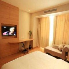 Отель Starway Jiujiang International Convention Centre Branch комната для гостей фото 5