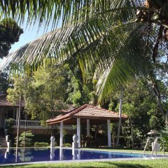 Отель SeethaRama Ayurveda Resort бассейн фото 2