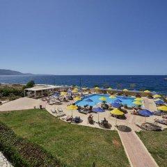 Отель Vasia Village пляж