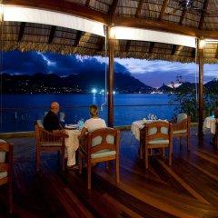 Отель Cerf Island Resort питание фото 2