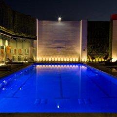 Отель Holiday Inn Mexico Buenavista Мексика, Мехико - отзывы, цены и фото номеров - забронировать отель Holiday Inn Mexico Buenavista онлайн бассейн фото 3