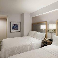 Отель Hampton Inn Madison Square Garden Area Hotel США, Нью-Йорк - 1 отзыв об отеле, цены и фото номеров - забронировать отель Hampton Inn Madison Square Garden Area Hotel онлайн комната для гостей фото 5