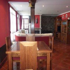 Отель Casa Rural El Pontón питание