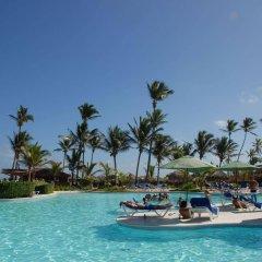 Отель VIK Hotel Arena Blanca - Все включено Доминикана, Пунта Кана - отзывы, цены и фото номеров - забронировать отель VIK Hotel Arena Blanca - Все включено онлайн бассейн фото 3