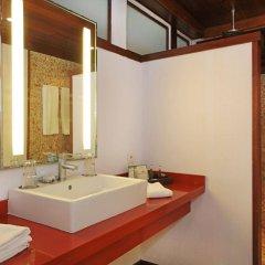 Отель Sofitel Bora Bora Marara Beach Hotel Французская Полинезия, Бора-Бора - отзывы, цены и фото номеров - забронировать отель Sofitel Bora Bora Marara Beach Hotel онлайн ванная
