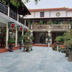 Отель Bonsai Homestay Хойан фото 22