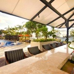 Отель Hyatt Regency Kinabalu Малайзия, Кота-Кинабалу - отзывы, цены и фото номеров - забронировать отель Hyatt Regency Kinabalu онлайн бассейн фото 2