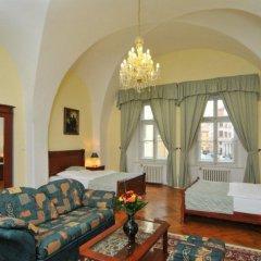 Отель METAMORPHIS Прага комната для гостей фото 4