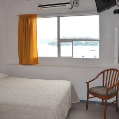 Hotel Oviedo Acapulco комната для гостей фото 2