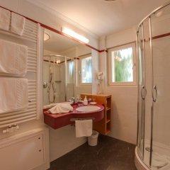 Отель Wellnesshotel Glanzhof Марленго ванная