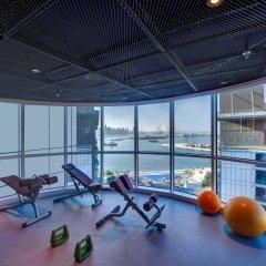 Отель Dukes Dubai, a Royal Hideaway Hotel ОАЭ, Дубай - - забронировать отель Dukes Dubai, a Royal Hideaway Hotel, цены и фото номеров фитнесс-зал фото 2