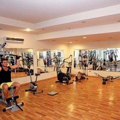 Garden Resort Bergamot Hotel – All Inclusive фитнесс-зал фото 2