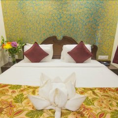 Отель Resort Terra Paraiso Индия, Гоа - отзывы, цены и фото номеров - забронировать отель Resort Terra Paraiso онлайн комната для гостей фото 5
