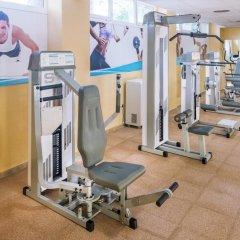 Caprici Hotel фитнесс-зал фото 4