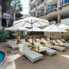 Отель Garden Cliff Resort and Spa бассейн фото 3