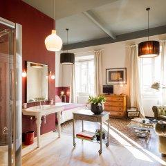 Отель Arnobio Florence Suites Италия, Флоренция - отзывы, цены и фото номеров - забронировать отель Arnobio Florence Suites онлайн комната для гостей фото 3