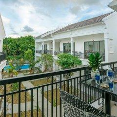Tran Family Villas Boutique Hotel балкон