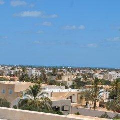 Отель Residence Ben Sedrine Тунис, Мидун - отзывы, цены и фото номеров - забронировать отель Residence Ben Sedrine онлайн балкон