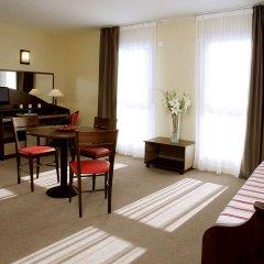 Отель Appart'City Nice Acropolis Ницца комната для гостей