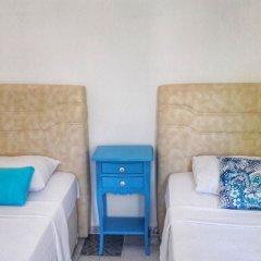 Temucin Hotel Чешме комната для гостей