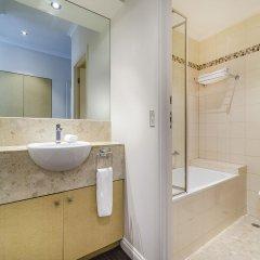 Отель Clarion Suites Gateway ванная