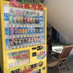 Отель Surfside Bed & Breakfast Центр Окинавы интерьер отеля