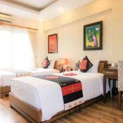 Отель Splendid Star Grand Hotel Вьетнам, Ханой - отзывы, цены и фото номеров - забронировать отель Splendid Star Grand Hotel онлайн комната для гостей фото 3