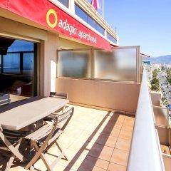Отель Aparthotel Adagio Nice Promenade des Anglais балкон