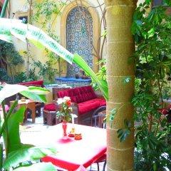 Отель Riad Marlinea питание