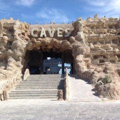 Отель Caves Beach Resort Hurghada - Adults Only - All Inclusive спортивное сооружение