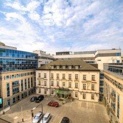 Отель Holiday Inn Krakow City Centre Польша, Краков - 4 отзыва об отеле, цены и фото номеров - забронировать отель Holiday Inn Krakow City Centre онлайн балкон