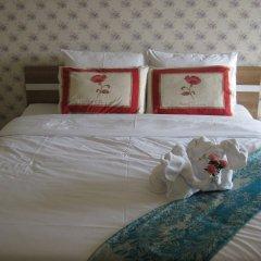 Отель Komol Residence Bangkok Бангкок сейф в номере