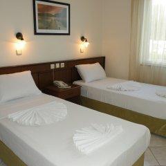 Отель Liman Apart сейф в номере