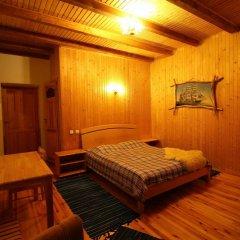 Семейный отель Горный Прутец комната для гостей фото 9