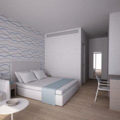 Okeanos Beach Hotel комната для гостей фото 5