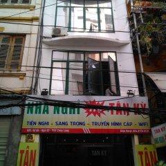 SPOT ON 818 Tan Ky Hotel Ханой вид на фасад фото 2