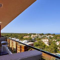 Отель Mediterranean Bay - Только для взрослых балкон