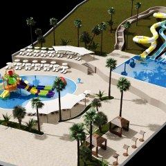 Отель Narcissos Waterpark Resort бассейн фото 2