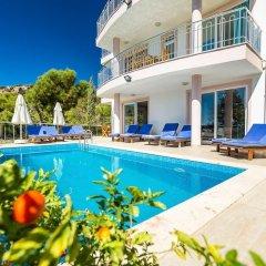 Villa Tepe Турция, Патара - отзывы, цены и фото номеров - забронировать отель Villa Tepe онлайн бассейн фото 2