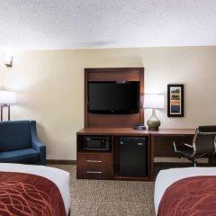 Отель Super 8 Kings Mountain Южный Бельмонт удобства в номере фото 2