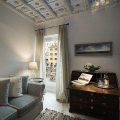 Отель Palazzo Caruso Италия, Рим - отзывы, цены и фото номеров - забронировать отель Palazzo Caruso онлайн комната для гостей фото 2