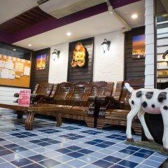 Отель Zen Rooms Basic Phra Athit Бангкок интерьер отеля фото 2