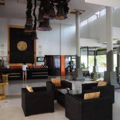 Отель Samaya Bura Beach Resort - Koh Samui интерьер отеля фото 2