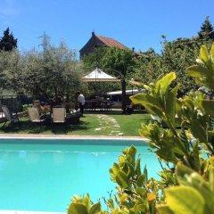 Отель Villetta Bisio бассейн