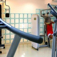 Отель NAPA MERMAID фитнесс-зал фото 2