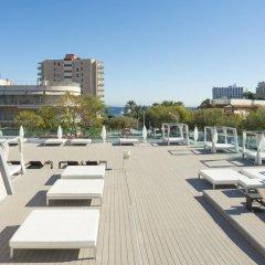 Отель Mar Hotels Rosa del Mar & Spa пляж фото 2
